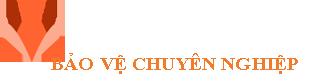 Bao ve chuyen nghiep|Cty Bao ve chuyen nghiep tai Ha Noi|tuyen bao ve Logo