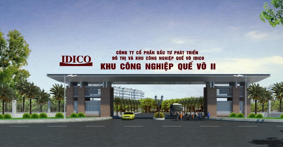 KCN Quế võ - bắc ninh