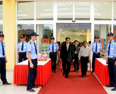 Công ty bảo vệ chuyên nghiệp tuyển nhân viên bảo vệ đi làm ngay tại Thanh Xuân – HN