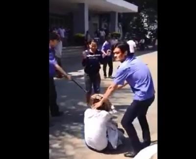 Bộ Y tế yêu cầu làm rõ vụ bảo vệ  bệnh viện Quảng Ngãi đánh người