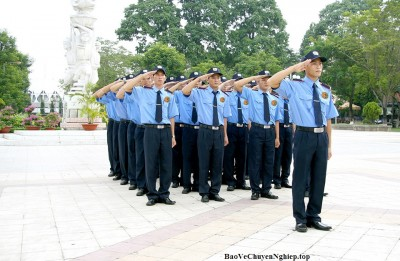 Đào tạo cả về Nghề nghiệp lẫn đạo đức giúp Nhân viên bảo vệ chuyên nghiệp hơn